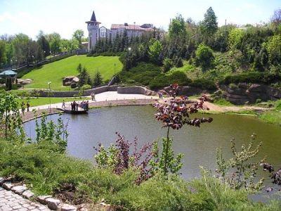 София парк през лятото