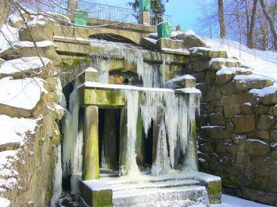 София през зимата