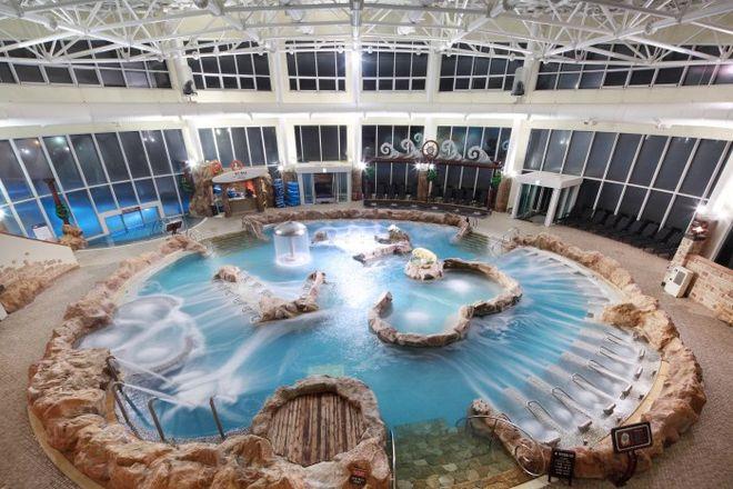 Спа-центр в Сорак Вотерпиа