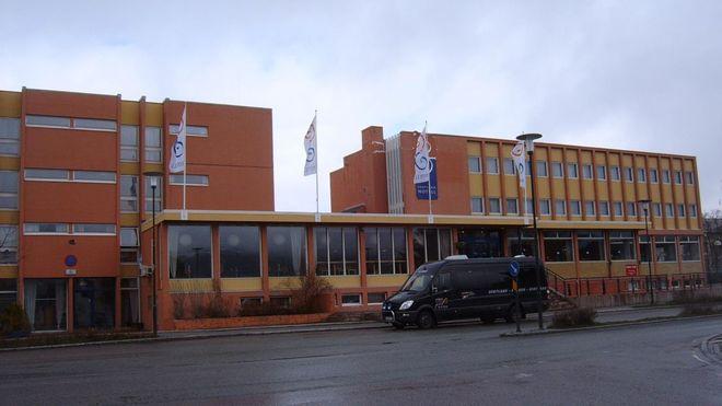 Отель Sortland