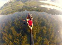 Лодочная прогулка по озеру Сорвагсватн