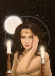 бялата магия заклинава любовта