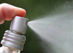 spray do stylizacji włosów w domu
