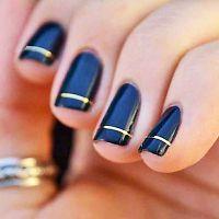 kwadratowy kształt paznokcia 5