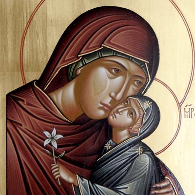 Анна мајка Богородице