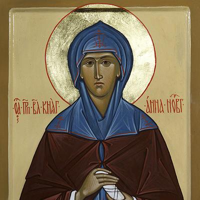 Анна Новгородскаиа