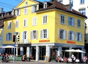 Отель Kränzlin