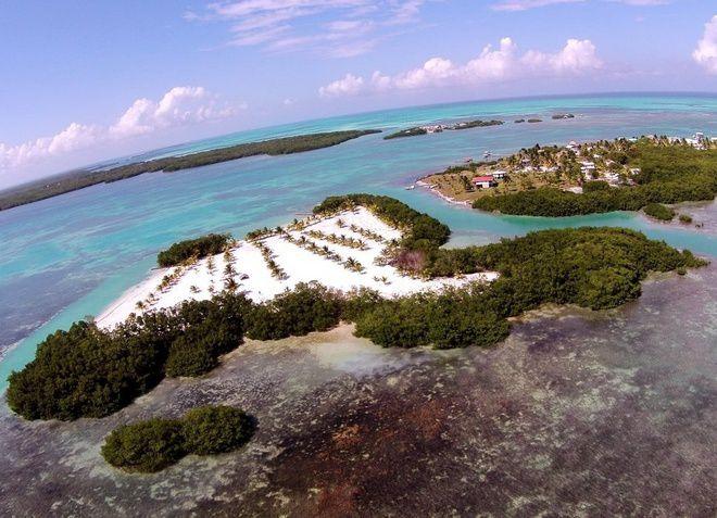 Сент-Джордж-Кей - райский остров