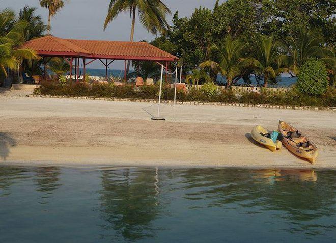 Сент-Джордж-Кей - одно из любимых мест для пляжного отдыха