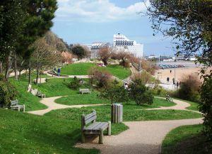 Folkestone Seafront Park