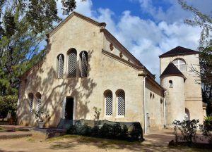 Церковь Святого Джеймса на мысе
