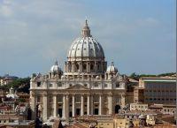 Katedra św. Piotra w Watykanie 1