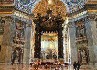 Katedra św. Piotra w Watykanie 7