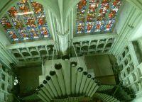 Орган в соборе Святого Румольда в Мехелене