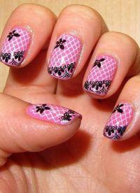 stemplowanie paznokci 1