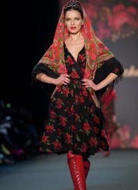 rezana obleka v ruskem slogu1