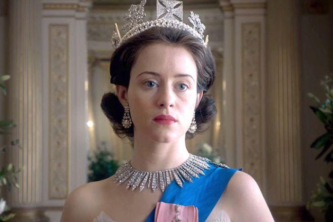 Фой рассказала о работе в телефильме «Корона»