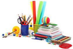 pisalne potrebščine za šolo
