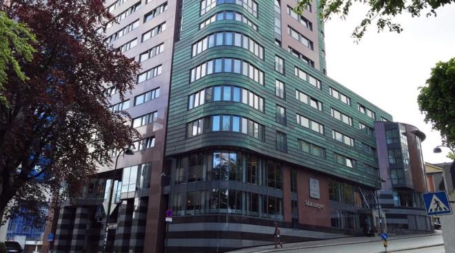 Отель Clarion Hotel Stavanger