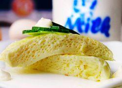 przepis na omlet parowy