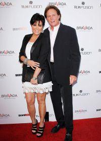 Брюс Дженнер с бывшей женой