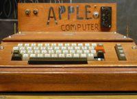 Apple I в деревянном корпусе