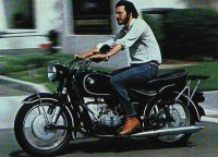 Мотоцикл BMW Стива Джобса