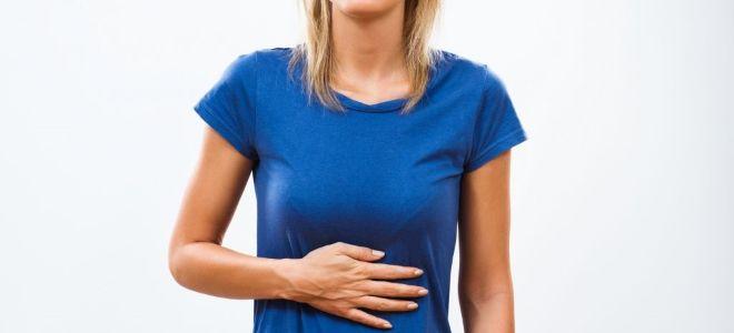 признаки язвы желудка