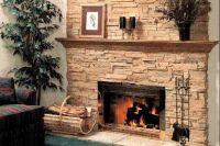 kamień we wnętrzu fireplace2