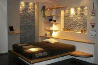 kamień we wnętrzu sypialni3