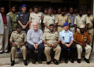 Полиция Занзибара