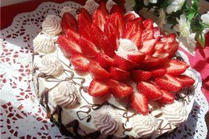 pomysły dekorowania truskawek 4