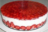 truskawka w galarecie do dekorowania ciastek 7