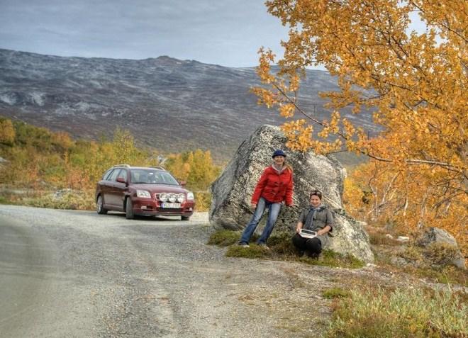 Nasjonale Turistvegar Gamle Strynefjellsvegen