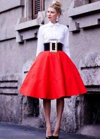 Styl lekce, jak se naučit šaty 1