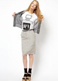Učni slog, kako se naučiti obleke 5