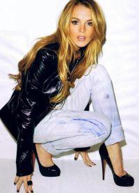 Lindsay Lohan stil 2