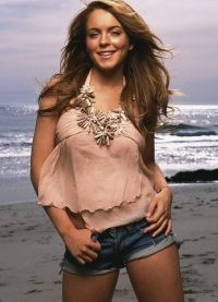Lindsay Lohan stil 3