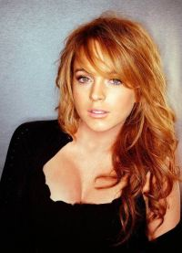 Lindsay Lohan stil 4