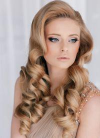 stylizacja na długie włosy 2014 3