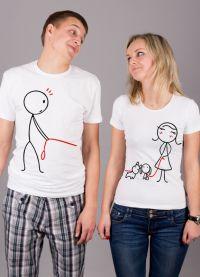 Pari oblačila za ljubitelje1