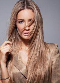 Stylowe fryzury na długie włosy 2014 2