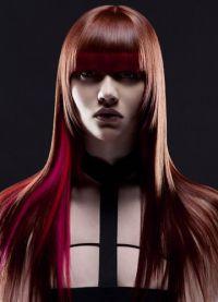 Stylowe fryzury na długie włosy 2014 3