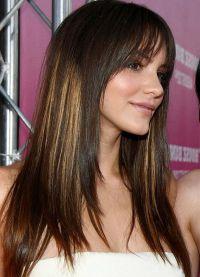 stylowe fryzury na długie włosy 2014 8