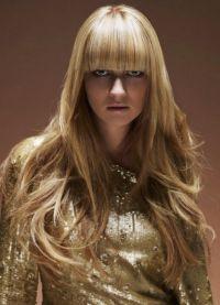 Moderne frizure za dugu kosu 6
