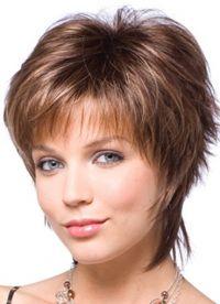 stylové účesy pro krátké vlasy 2