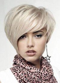 stylové účesy pro krátké vlasy 6