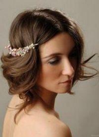 stylowe fryzury dla średnich włosów 7