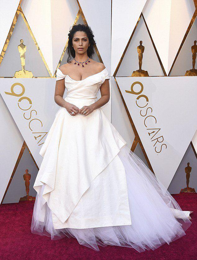 Камила Альвес на «Оскаре 2018»