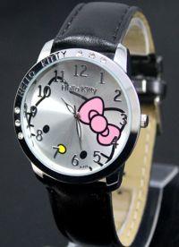 stylowy zegarek 1